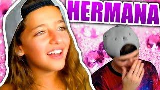 Preguntas incómodas con MI HERMANA (de 10 años!) xD