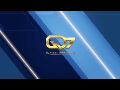 CLIP 3D Q7 SAIGON RIVERSIDE COMPLEX