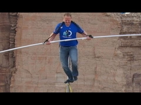 Nik Wallenda to Tight Rope Walk the Nation's Second Largest Building