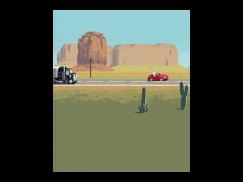 Flairs - Truckers Delight (Alixander III Remix) [Album: Truckers Delight - EP #03] 2009 (видео)