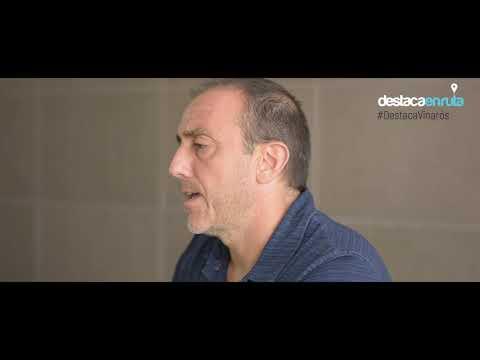 Sergio Gutierrez (Cámara de Comercio Benicarlo) en Destaca en Ruta[;;;][;;;]