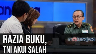 Video PKI dan Hantu Politik: Razia Buku, TNI Akui Salah (Part 1) | Mata Najwa MP3, 3GP, MP4, WEBM, AVI, FLV Januari 2019