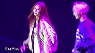 Download Lagu 171014 HyunA 현아 & E'dawn 이던 - 보라색 Purple - HyunA & Triple H Showcase in HK Mp3