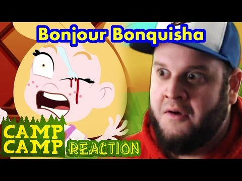 "Camp Camp | Season 2 Episode 7 ""Bonjour Bonquisha"" 