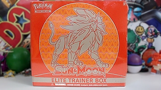 Opening A Solgaleo Sun & Moon Elite Trainer Box!!! by Unlisted Leaf