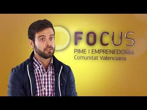 Pep Rubio, Coordinador de proyectos de Inserción Laboral UA en #FocusPyme L'Alacantí[;;;][;;;]