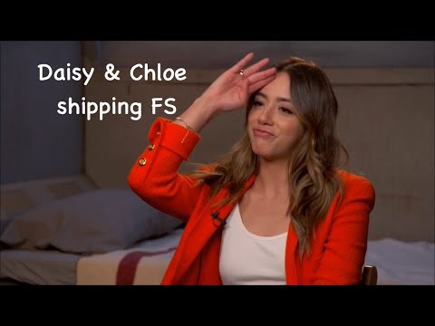 Chloe & Daisy being the captain of the Fitzsimmons ship