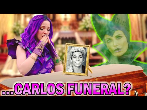 🍎 All We Know About DESCENDANTS 4 So Far! 🍎 Carlos FUNERAL, MALEFICENT Returns & LONNIE Coming Back?