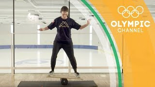 Italy's figure skating Olympian Anna Cappellini shows us her workout exercises for improving balance, a key element in Figure Skating.Get the best workout tips from top Olympians: https://www.olympicchannel.com/en/playback/olympians-tips/my-workout/Subscribe to the official Olympic channel here: http://bit.ly/1dn6AV5