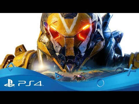 Anthem - Cinematic Trailer E3 2018