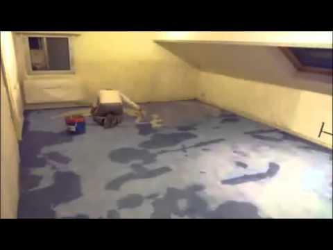 comment appliquer beton ciré