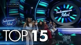 Video RESULT - TOP 15 - Indonesian Idol 2018 MP3, 3GP, MP4, WEBM, AVI, FLV Januari 2018