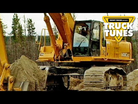 trucks - Order the Ultimate Trucks Package at http://www.TwentyTrucks.com Two DVDs, a music CD and a T-shirt, just $19.95! This Excavator music video is just one of 1...