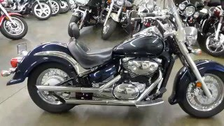 5. 2006 Suzuki Boulevard C50 description
