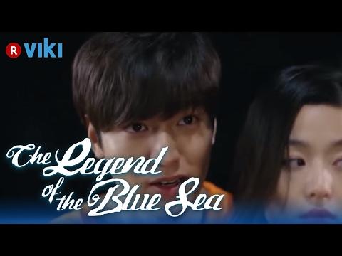 The Legend Of The Blue Sea - EP 11   Lee Min Ho & Jun Ji Hyun's PDA