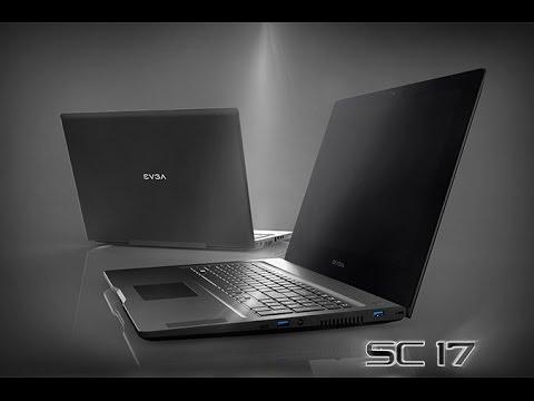 EVGA SC17 (GTX 1070) Notebook Review