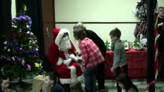 Le Père-Noël chez les...
