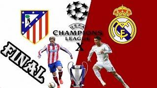 Eae galerinha! Final da Champions League entre Real Madrid e Atletico De Madrid. Bora conferir.