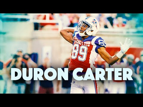 Duron Carter Highlights