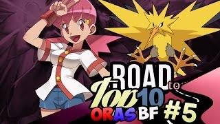 Pokemon Showdown Road to Top Ten: Pokemon ORAS Battle Factory w/ PokeaimMD [Part 5] by PokeaimMD