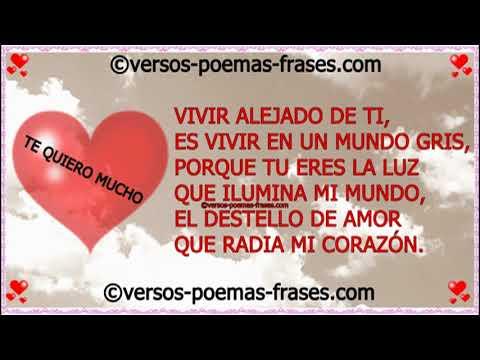 Poemas cortos de amor