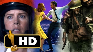 Oscars 2017 Best Picture TRAILER Compilation (HD) by JoBlo Movie Trailers