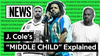 """J. Cole's """"MIDDLE CHILD"""" Explained 