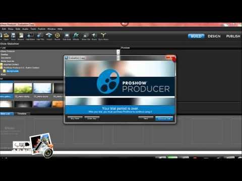 شرح تنصيب وتفعيل برنامج ProShow Producer 6