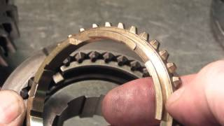 4. Learn About Transmission Synchro Rings