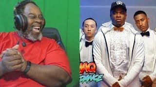 Video Dad Reacts to Big Shaq - Man Don't Dance (Official Music Video) MP3, 3GP, MP4, WEBM, AVI, FLV Desember 2018
