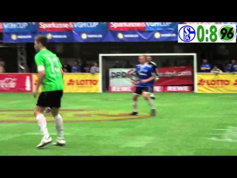 Schalke 04 - Hannover 96 (видео)