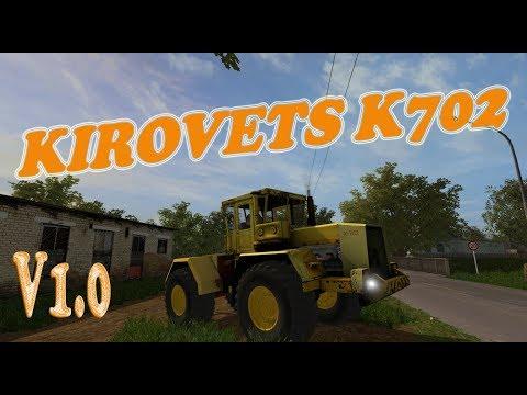 Kirovets K702 v1.0
