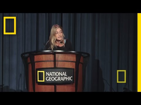 National Geographic Live! – Sasha Kramer: Putting Waste to Work