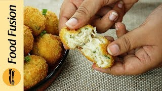Croquette Balls Recipe by Food Fusion