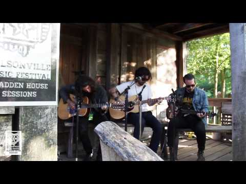 NMF Gladden House Sessions |  The Men