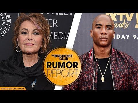 Charlamagne tha God Farts on Roseanne Barr's Apology