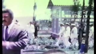 بازديد محمد رضا شاه از بندرپهلوي