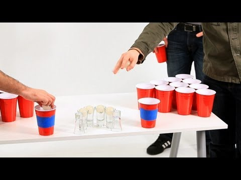 Beer Pong Strategy | Drinking Games