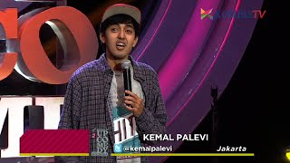 Download Video Kemal Palevi: Enaknya Pacaran Sama Komika (SUCI 2 Show 8) MP3 3GP MP4