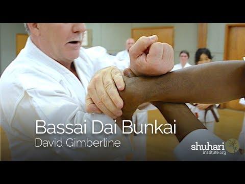 Bassai Dai Kata Application