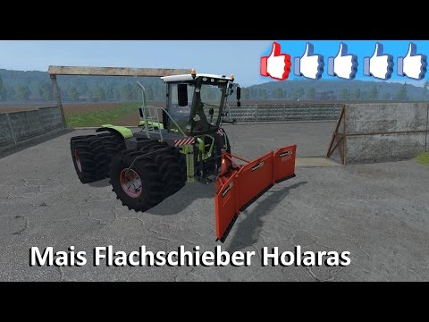 Holaras silage shield v2.01 SP for all Tractors