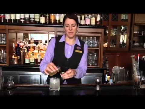 Earth Day Cocktail - The Mallard Buzz