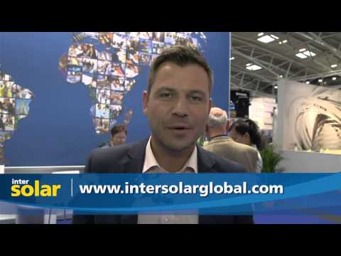 Three powerful days -- Intersolar Europe 2014 review