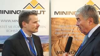 Interview mit Volker Schnabel zu Krisen im Geldsystem & Edelmetalle/Minen als Alternativanlagen