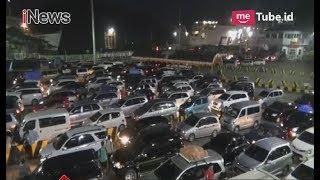 Video Ini Penampakan Kendaraan Pemudik yang Menjaur di Pelabuhan Merak - iNews Pagi 10/06 MP3, 3GP, MP4, WEBM, AVI, FLV Januari 2019