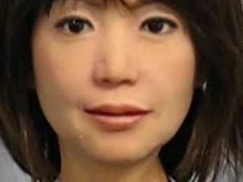 Android Videos - Visit http://HowHumanAreYou.com to see just how human YOU are. The video shows a meeting in Japan between research psychologist Dr. Robert Epstein and Replie...