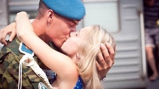 Video Most Emotional Soldiers Coming Home To Girlfriends | Try Not To Cry | RESPECT MP3, 3GP, MP4, WEBM, AVI, FLV Juni 2018
