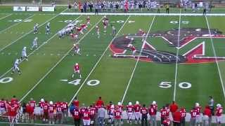 Avery Walker vs Minot State (2013)