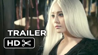 Nonton White Haired Witch Official Trailer 1  2015    Bingbing Fan Movie Hd Film Subtitle Indonesia Streaming Movie Download