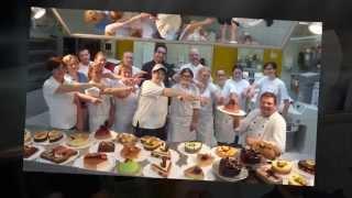 Weinheim Germany  City pictures : Blick in die Bundesakademie des Bäckerhandwerks in Weinheim